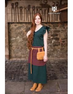 Women's Dress Agga - Green