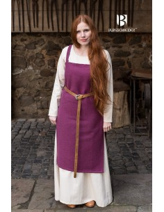 Vikingdress Frida - Lilac