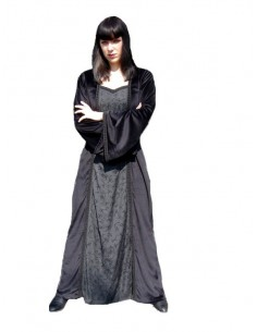 Vestido Gótico Dark