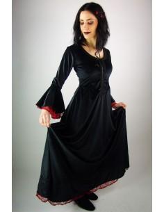 Vestido Gótico Juni