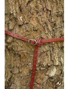 Cinturón Godfrey  - Rojo -...