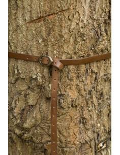 Cinturón Godfrey  - Marrón...