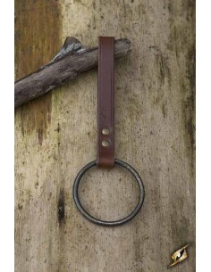 Ring large - Brown