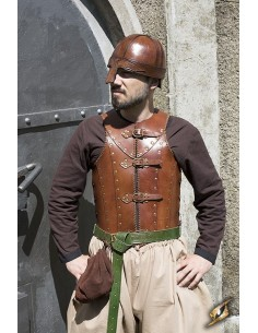 Soldier Armour - Brown - M