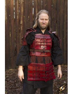 Samurai Armour - Red - M/L