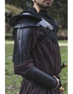 Shoulder Armour - Black - L