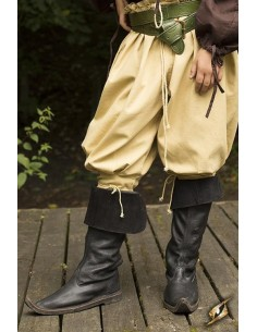 Boots, Traveler - Black