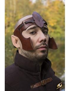 Elven Head Band Brown