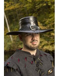 Witch Hunter Hat - Black