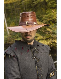 Witch Hunter Hat - Brown