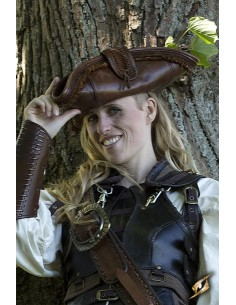 Pirate Hat - Brown