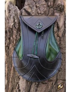 Bolsa Elfica - Negro/Verde