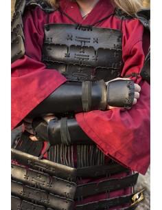 Brazales de Samurai - Negro...