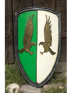 Escudo Águila - Green/White