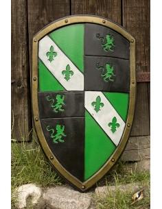 Escudo León - Green