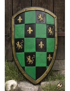 Escudo de Cuadros - Green