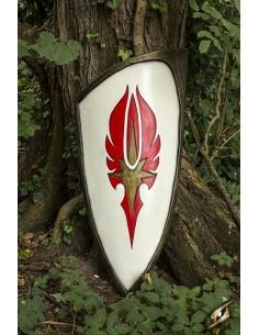 Escudo Élfico - Red