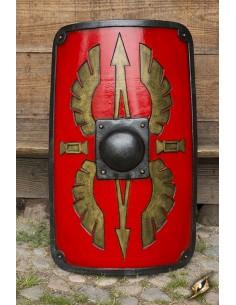 Escudo Escuadrón - Red