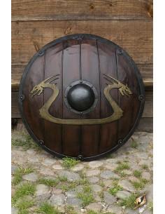 Escudo Dragón Vikingo 80 cm...