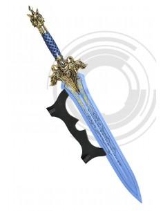 Espada del Rey Llane Media