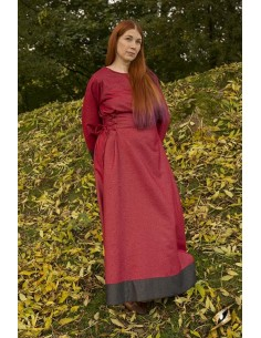 Dress Freya - Dark Red/Epic...