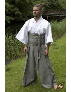 Samurai Pants - Grey/Epic...