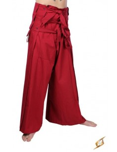 Samurai Pants - Red/Epic...