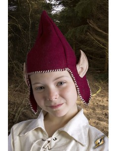 Hood elf ears - Red