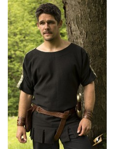 Roman Tunic - Epic Black