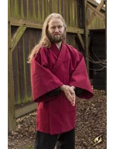 Kimono - Dark Red