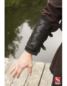 RFB Viking Bracers - Black - M
