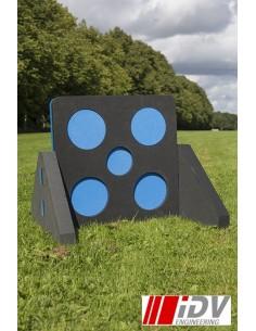 Team Target - Black/Blue