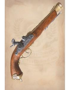 Pistola Henry Avery Dorada