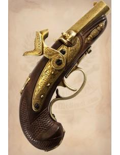 Pistola Deringer...