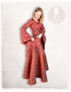 Lenora Vestido Damasco