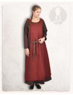 vestido de delantal Lientje...