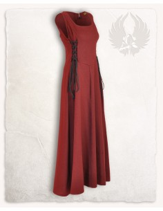 Uma vestido de lona varios...