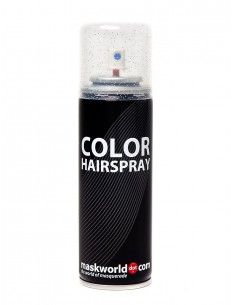 Hair Spray Glitter - Silver