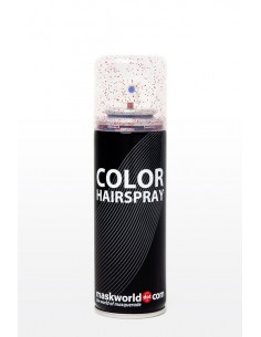 Hair Spray Glitter - Red