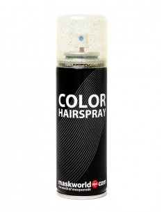 Hair Spray Glitter - Gold