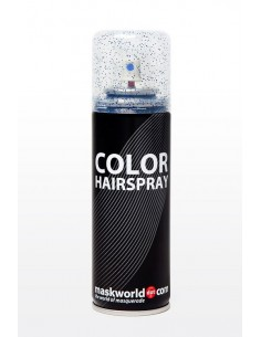 Hair Spray Glitter - Blue