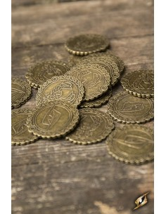 Coins - Copper Eagle  - 30 pcs
