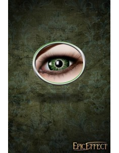 Big Eye Lenses - Green