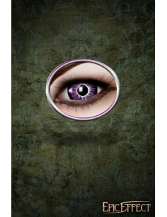 Big Eye Lenses - Purple
