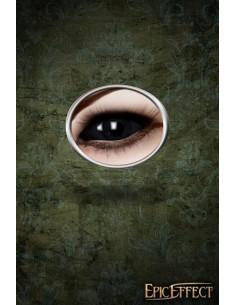 Sclera Eye Lenses - Black Eye