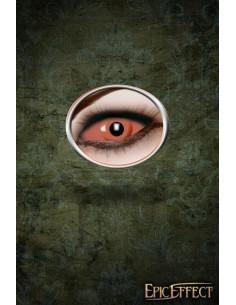 Sclera Eye Lenses - Orange Eye