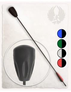 Flecha Larp Pack 3 negro/rojo