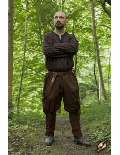 Pants Medieval - Brown