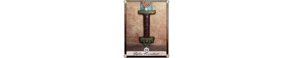 Espadas Medias Wyvern