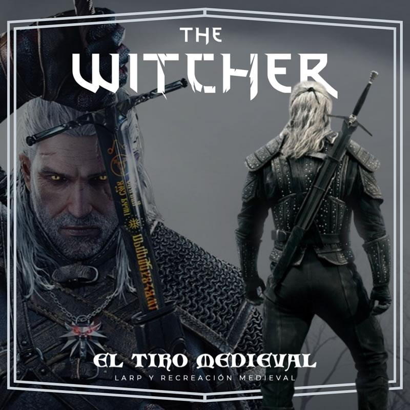 Comprar Articulos de Geralt The Witcher